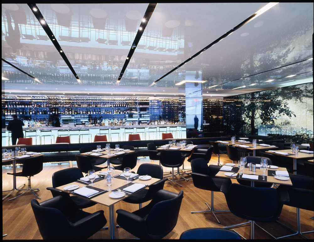 The modern dining room french restaurant new york ny 10019 - The modern dining room ...