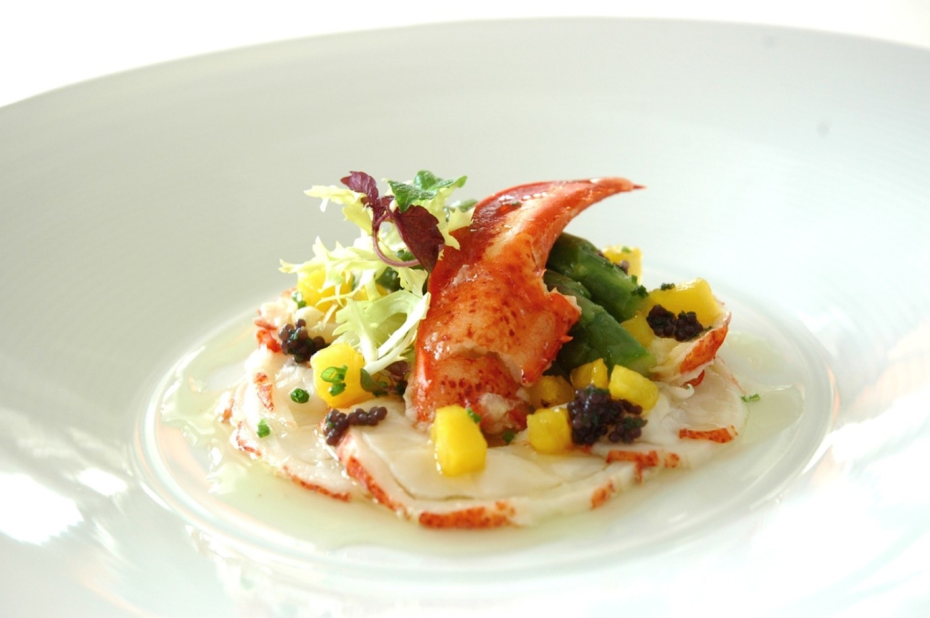 Gourmet Lobster Dishes Virtual Gourmet...